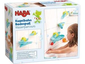 HABA 301799 - Kugelbahn Badespaß Wasserparcours