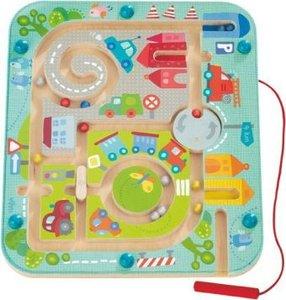 Haba 301056 - Magnetspiel Stadtlabyrinth