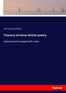 Treasury of minor British poetry