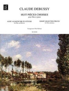 8 Ausgewählte Stücke, für Flöte und Klavier
