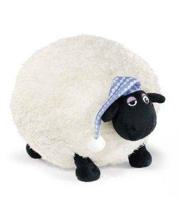 NICI 41469 - Shaun Das Schaf Kuscheltier Shirley mit Schlafmütze