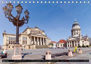 SOMMER IN BERLIN (Tischkalender 2019 DIN A5 quer)