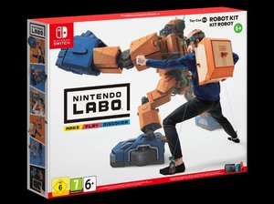 Nintendo Labo: Toy-Con 02 Robo-Set