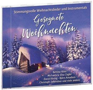 Gesegnete Weihnachten, 1 Audio-CD