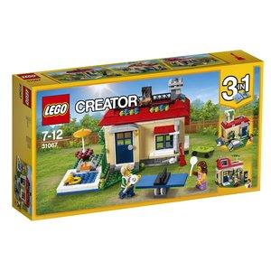 LEGO® Creator 31067 - Ferien am Pool