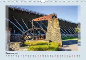 Ein Besuch in Bad Nauheim (Wandkalender 2019 DIN A4 quer)