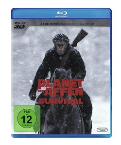 Planet der Affen - Survival 3D