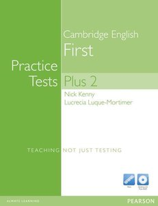 Practice Tests Plus FCE 2 Book (no Key) and Multi-ROM