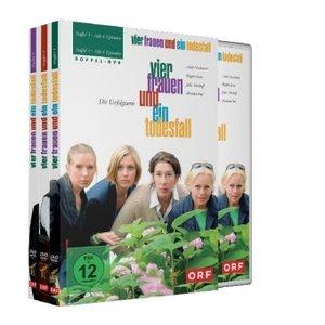 Vier Frauen und ein Todesfall, 6 DVDs (Limited Edition)