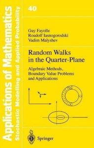 Random Walks in the Quarter-Plane