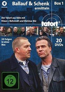 Tatort - Ballauf & Schenk ermitteln - Box 1