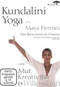 Kundalini Yoga - Mut, Kreativität & Willenskraft