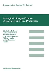 Biological Nitrogen Fixation Associated with Rice Production