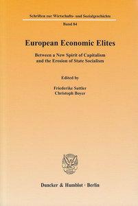European Economic Elites