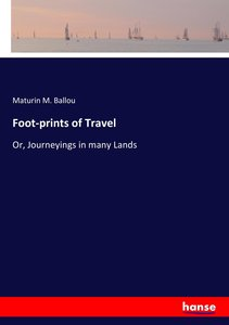Foot-prints of Travel
