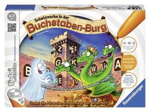 Ravensburger 00737 - tiptoi - Schatzsuche in der Buchstabenburg