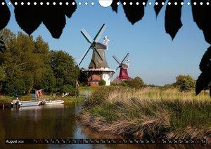 Malerisches Greetsiel (Wandkalender 2020 DIN A4 quer)