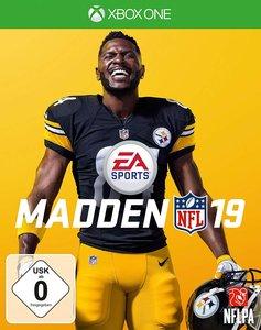 Madden NFL 19, 1 Xbox One-Blu-ray Disc