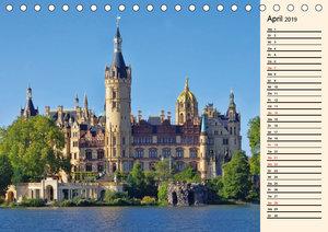 Unterwegs in Deutschland (Tischkalender 2019 DIN A5 quer)