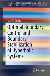 Optimal Boundary Control and Boundary Stabilization of Hyperboli