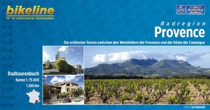Bikeline Radtourenbuch Provence Radatlas