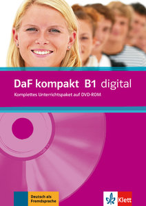 DaF kompakt B1 digital, DVD-ROM