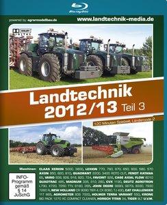 Landtechnik 2012/13 Teil 3