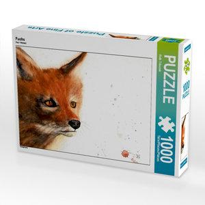 Fuchs 1000 Teile Puzzle quer