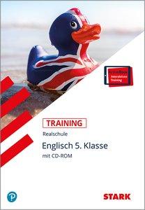 Training Realschule 2018 - Englisch Grundwissen 5. Klasse + Acti