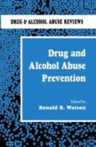 Drug and Alcohol Abuse Prevention
