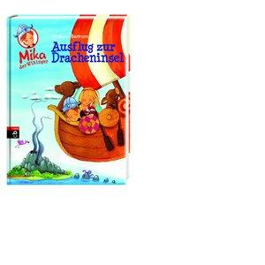 Mika der Wikinger 04 - Ausflug zur Dracheninsel