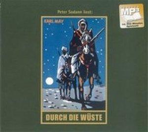 Durch die Wüste. MP3-CD