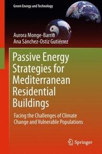 Passive Energy Strategies for Mediterranean Residential Building