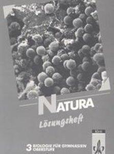 Natura - Biologie für Gymnasien - Gesamtausgabe / 11.-13. Schulj