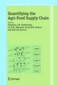 Quantifying the Agri-Food Supply Chain