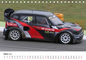 John Cooper Motorsport (Tischkalender 2019 DIN A5 quer)