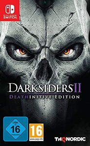 Darksiders 2 - Deathinitive Edition (Nintendo Switch)