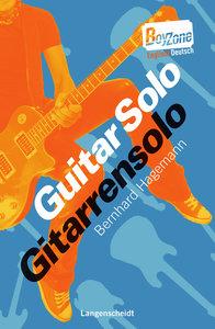 Hagemann, B: Guitar Solo - Gitarrensolo