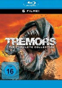 Tremors 1-6, 6 Blu-ray