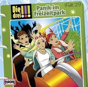 Die drei !!! 29. Panik im Freizeitpark (drei Ausrufezeichen)
