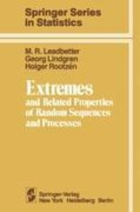 Extremes and Related Properties of Random Sequences and Processe