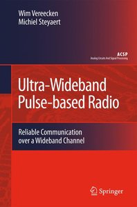 Ultra-Wideband Pulse-based Radio