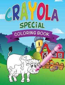 Crayola Special Coloring Book