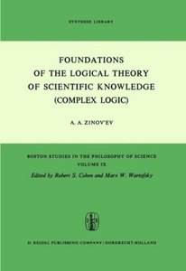 Foundations of the Logical Theory of Scientific Knowledge (Compl