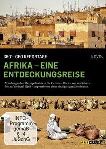 Afrika - Eine Entdeckungsreise - 360° - GEO Reportage