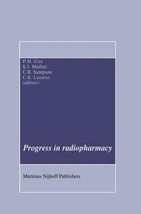 Progress in Radiopharmacy