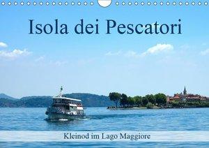 Isola dei Pescatori im Lago Maggiore