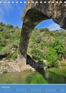 Korsika - Felsen und Meer (Tischkalender 2020 DIN A5 hoch)