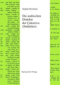 Die arabischen Dialekte der Cukurova (Südtürkei)