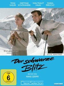 Der schwarze Blitz, 1 DVD (Mediabook)